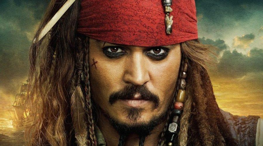 """القبطان جاك سبارو - """"قراصنة الكاريبي""""    9 أدوار مميزة لا أحد يريد أن يلعبها    التوت الدماغ"""