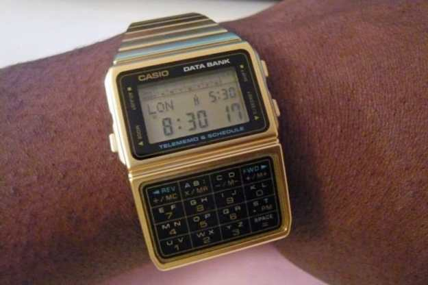 Casio Databank   8 Best 1980s Gadgets that Defined a Decade  Brain Berries