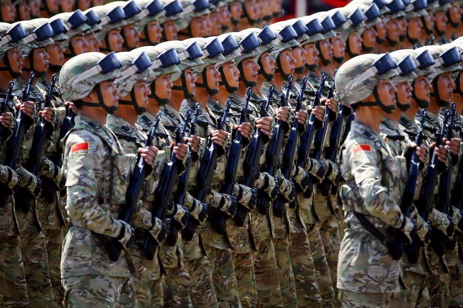 الصين |  الدول العشر الأكثر صعوبة لغزوها |  التوت الدماغ