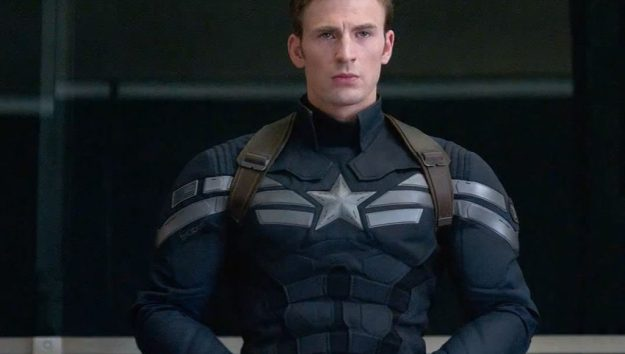 Chris Evans (Captain America)   Superhero Castings That People Hated But Were Amazing   Brain Berries