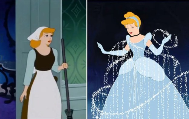 Cinderella | The Best Ugly Duckling Transformations In Movies | Brain Berries