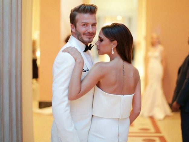 David and Victoria Beckham   10 Most Romantic Gestures Ever Done By Celebrities   Brain Berries