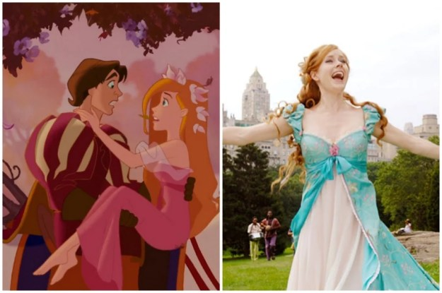 Giselle, Enchanted | 10 Characters That Should Be Official Disney Princesses | Brain Berries