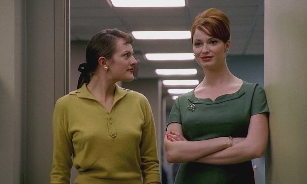 Joan & Peggy | Top 10 Enemies Turned Friends in TV | Brain Berries