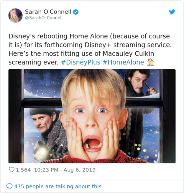 Macaulay Culkin Cracks Up The Internet With His Own Version Of The New 'Home Alone' #6   BrainBerries