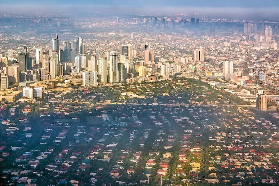 مانيلا ، الفلبين    أكبر 10 مدن في العالم    التوت الدماغ