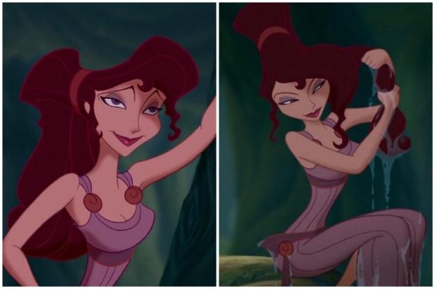 Megara, Hercules | 10 Characters That Should Be Official Disney Princesses | Brain Berries