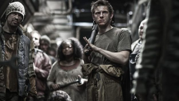 Snowpiercer | 9 Dystopian Movie Worlds You'd never Want To Live In | Brain Berries