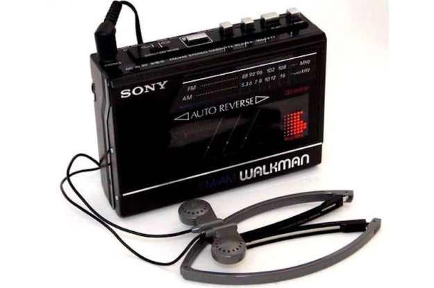 Sony Walkman   8 Best 1980s Gadgets that Defined a Decade  Brain Berries