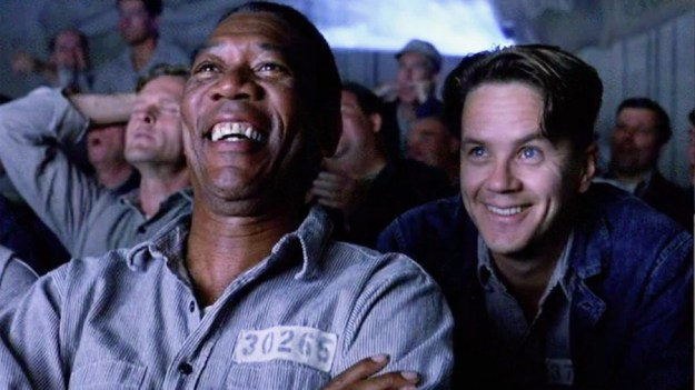 The Shawshank Redemption (1994) | 9 Movies That Were Reshot to Please the Viewers | Brain Berries