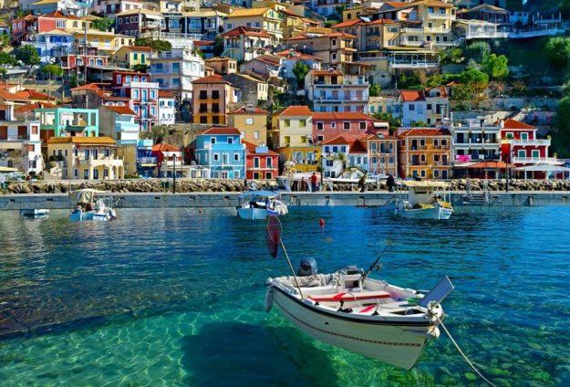Корфу   Не только Санторини: 10 самых красивых островов Греции   Brain Berries