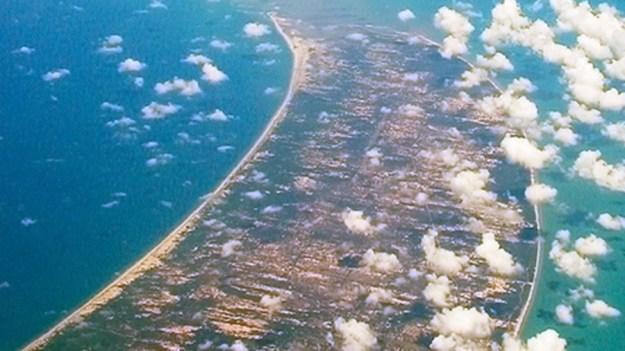 "Rama's Bridge   Could This Be The Ancient ""Magic Bridge"" Connecting India And Sri Lanka?   Brain Berries"