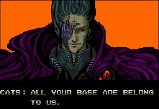 All your base are belong to us! | How Old Is The First Meme Ever? | Brain Berries