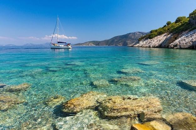 Итака   Не только Санторини: 10 самых красивых островов Греции   Brain Berries