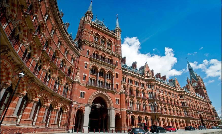 سانت بانكراس الدولية ، لندن    سبع محطات قطارات شهيرة في العالم    التوت الدماغ