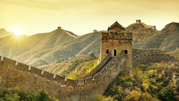 The Wall Is Changing the Local Flora | What Secrets Is The Great Wall Of China Hiding? | Brain Berries