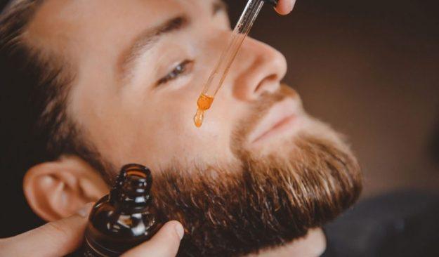 Nourishing beard oil   10 Hacks To Grow A Better Beard   Brain Berries