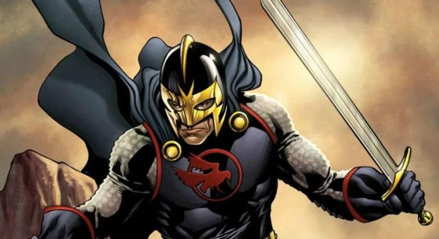 الفارس الأسود |  9 شخصيات رائعة من Marvel يحتاجون إلى مسلسل تلفزيوني خاص بهم |  التوت الدماغ