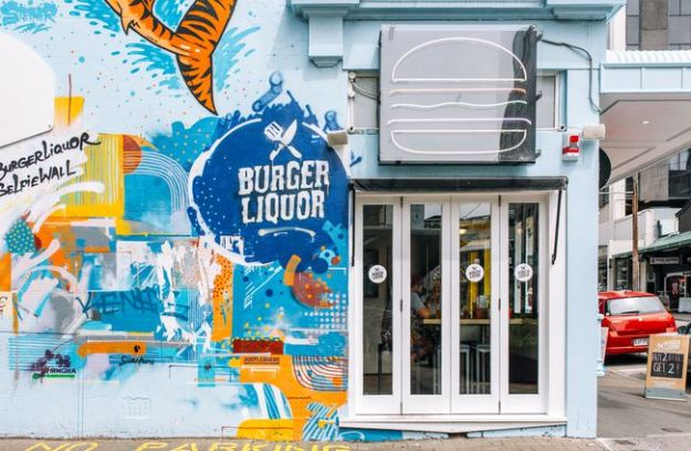 Burger Liquor, Wellington | Six Places from Around the World to try Best Burgers | Brain Berries