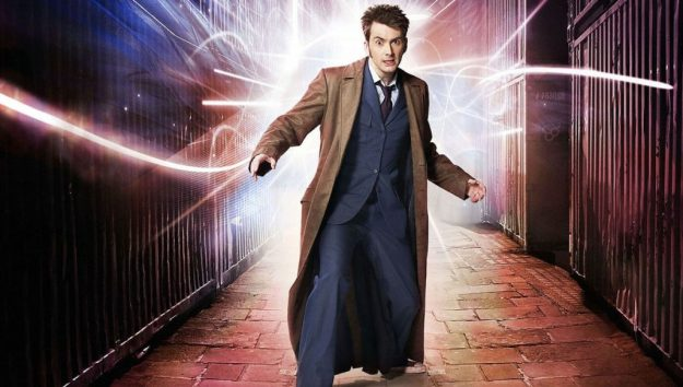 David Tennant (The Tenth Doctor) | The Best Doctor Whos We've Seen On TV | Brain Berries