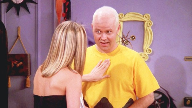 Gunther – Friends | 8 TV Supporting Characters Who Became Everybody's Favorite  | Brain Berries