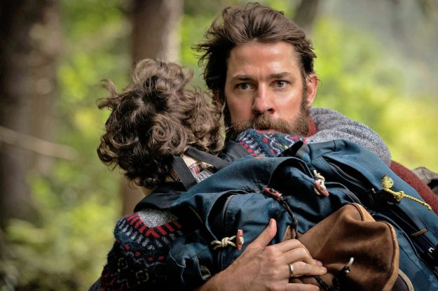 """Lee Abbott – """"A Quiet Place"""" (2018)   7 Most Awe-Inspiring Heroic Deaths in Movies   Brain Berries"""