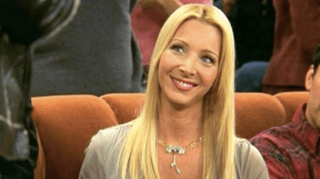 Phoebe Buffay – Friends | 8 of the Greatest Sitcom Characters Of All Time | Brain Berries