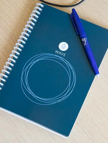 Rocketbook Wave – Smart Notebook | 6 Simple Useful Gadgets for Your Everyday Life