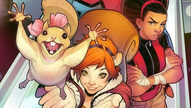 Squirrel Girl | 9 Awesome Marvel Characters Who Need Their Own TV Series | Brain Berries
