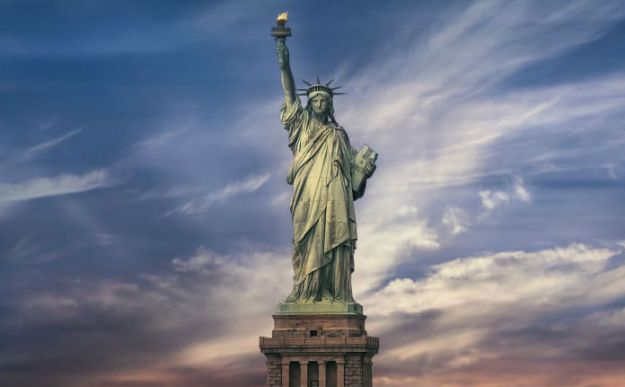 The Statue of Liberty | 8 Symbols of Pride that Make America What it Is | Brain Berries