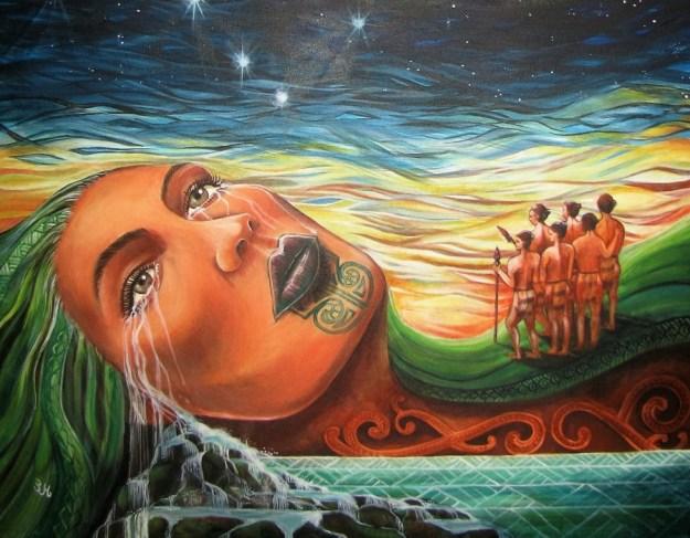 Maori | 6 Most Bizarre World Origin Myths From Cultures Across The Globe | Brain Berries