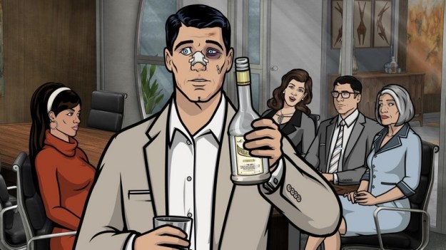 Archer | The Funniest TV Shows Airing Right Now | Brain Berries