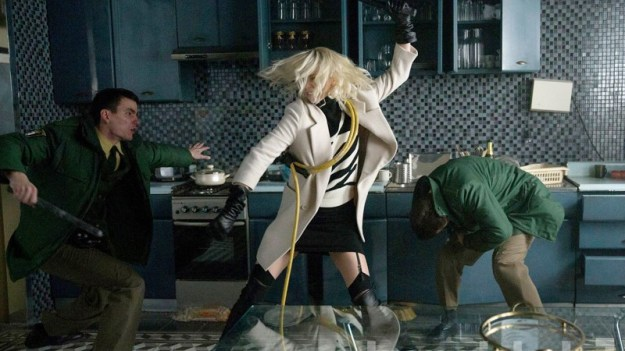 Atomic Blonde | 10 Best Action Movies With Strong Female Lead Characters | Brain Berries