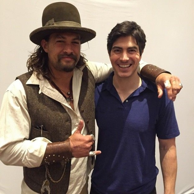 Jason Momoa Went to High School With Superman | 8 Curious Facts About Jason Momoa | Brain Berries