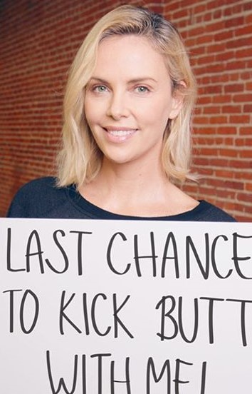Charlize Theron #2   9 Gorgeous Celebrities Who Hate Wearing Makeup   Brain Berries
