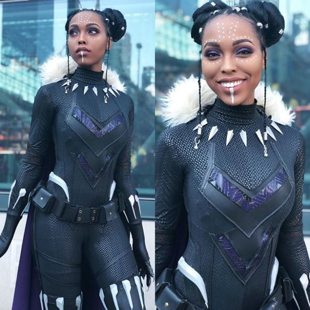 Princess of Wakanda   15 Astounding Cosplay Transformations of CutiePieSensei   Brain Berries