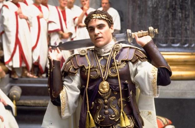 Gladiator, 2000 | Top 7 Joaquin Phoenix Movie Performances | Brain Berries