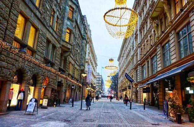 Хельсинки, Финляндия   10 лучших городов мира по качеству жизни   Brain Berries