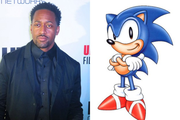 Jaleel White – Sonic The Hedgehog  | 21 Celebrities Who Voiced Your Favorite Cartoon Characters | Brain Berries