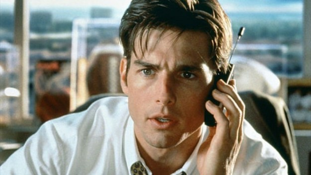 Jerry Maguire (Jerry Maguire)   8 Most Memorable Tom Cruise Characters   Brain Berries