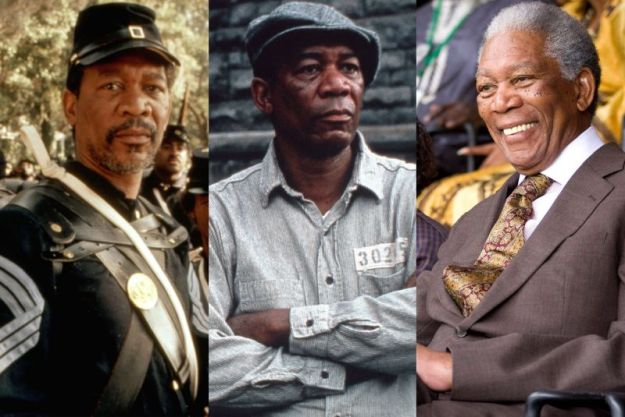Morgan Freeman | 8 Actors Earning Millions For Playing Themselves | Brain Berries