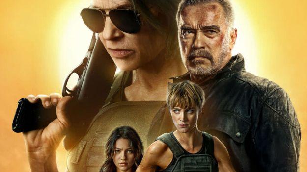 Terminator: Dark Fate    Las 6 películas que esperábamos que regresaran   Brainberries