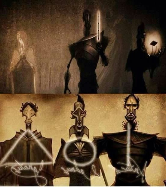 The Deathly Hallows | The Greatest Legendary Weapons of All Time | Brain Berries