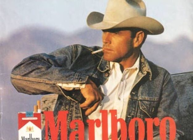 The Marlboro Man   The Most Influential People That Never Lived   Brain Berries
