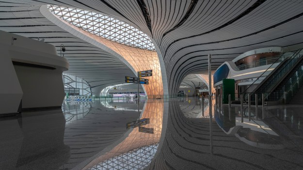 Beijing Just Opened The World's Largest Airport Shaped Like a Star! #3 | Brain Berries