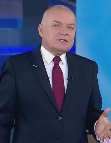 Дмитрий Киселев  | Российские телеведущие, которые в молодости выглядели совершенно иначе | BrainBerries