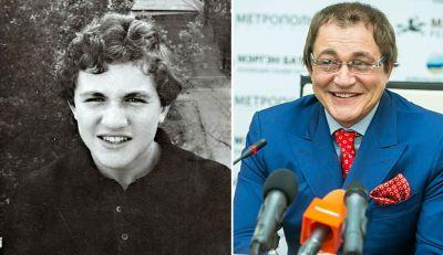 Российские телеведущие, которые в молодости выглядели совершенно иначе | Brain Berries