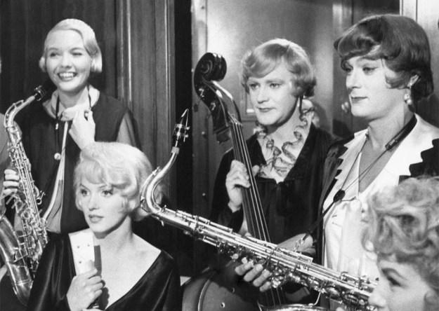 «В джазе только девушки», 1959 | 10 голливудских фильмов, покоривших сердца советских зрителей | Brain Berries