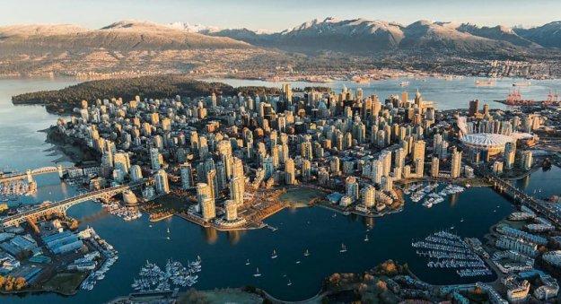 Ванкувер, Канада   10 лучших городов мира по качеству жизни   Brain Berries