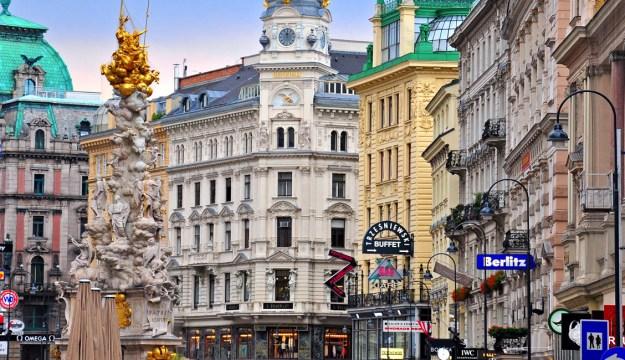 Вена, Австрия   10 лучших городов мира по качеству жизни   Brain Berries